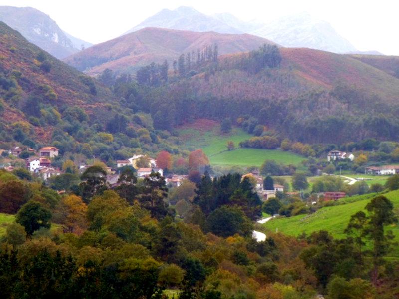 ✔ PICURRIELLU… El Queso de Los Picos que bajo a un Valle para Darle Color…. Descubre Lo mejor del Valle Oscuro en Llanes