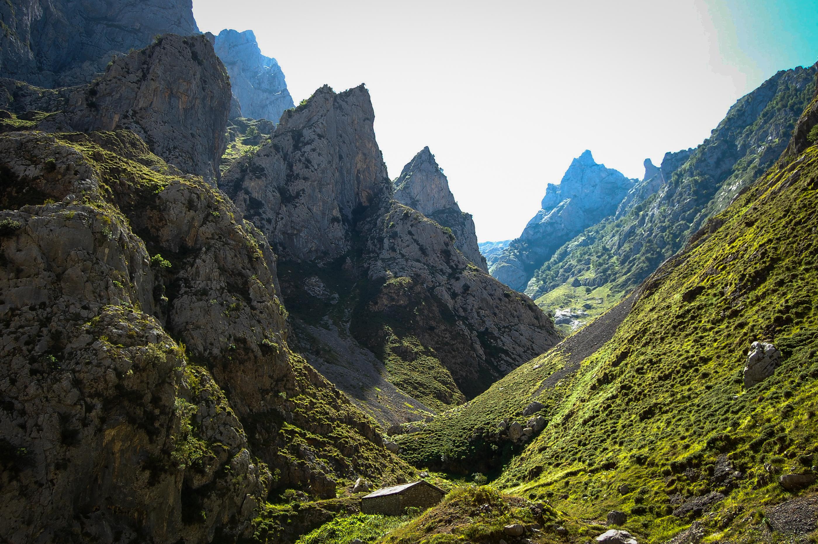 Las 10 imágenes que hicieron que Heidi eligiese Los Picos de Europa para sus nuevas aventuras