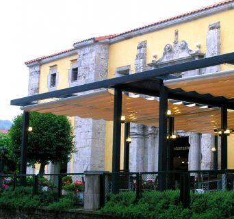 Confortables habitaciones en Hotel con historia en el centro de Llanes