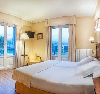 De los más confortables alojamientos de Llanes, Hotel**** con servicio de Spa