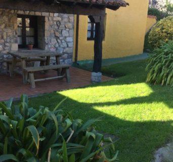 Casa rural con capacidad hasta 4 personas en el pueblín Costero de Pendueles