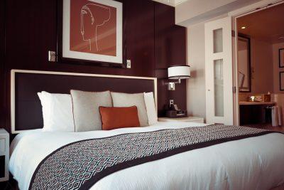 Double bedroom «Bordeaux»