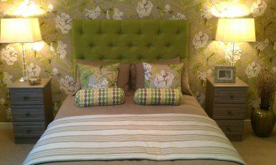 Triple bedroom «Pistache»